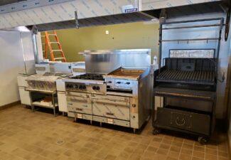 Mochilero Kitchen 1