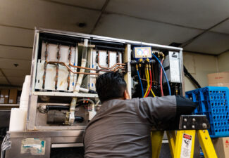 Home Page Refrigeration Installation and Repair Photo